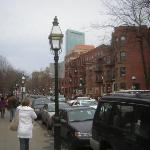 Photo of Newbury Street