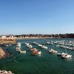 Erquy, le port