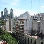 vista del barrio Palermo