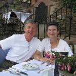 Pat and Glenda Rooney