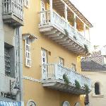 Photo of Los Balcones de Badillo Hotel
