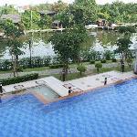 Nice big pool
