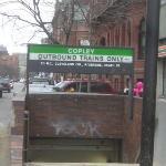 Bilde fra Copley Square