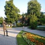 """Thermalbad in Baden bei Wien(""""Alter Römer"""")- Austria"""