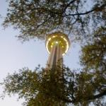 Tower of Americas built in 68' as part of the 