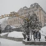 Park Hotel Beau Site - lovely!