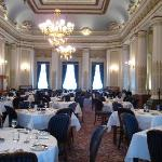 Le Parlementaire Dining Room