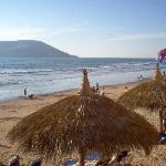 Beach at El Cid Moro