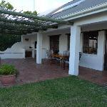 Gazania Cottage - Veranda