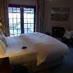 Gazania Cottage - Double bedroom