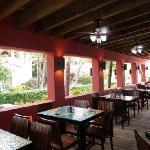 Dining room at Mayan Princess