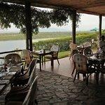 Restaurant Mweya Lodge