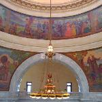 paintings in rotunda