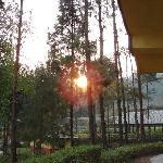 Dawn at Nagarkot
