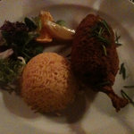 chicken Kiev at borscht and tears