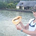 Coconut telegraphs have nothing on the cell phones on Tahaa!