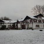 Side of hotel