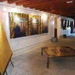 la Sala mosaico al piano terra