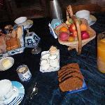 Pour bien commencer la journée : petit déjeuner à volonté