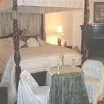 Elegant and confortable suite