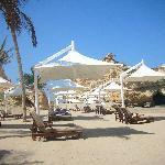 Private beach Al Husn