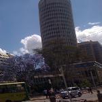 Kencom/Hilton hotel
