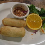 Spring Rolls at Talay Thai