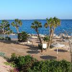 vue d'une des plages