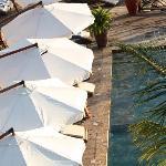 Z Hotel Pool side