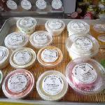 南国ならではのフレーバーチーズが美味しかった