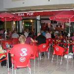 Cactos II Bar Terrace