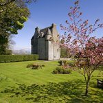 Barcaldine Castle in Spring