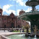 Ubicada en el centro de Cusco Monumental