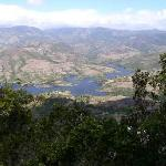 Lake from Mountains