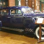 1941 Packard Custom Super 8 Touring Sedan