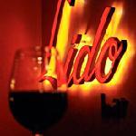 Original Lido Sign