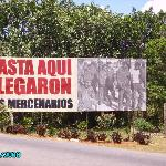 On the road to Baya de Cochinos (Bay of Pigs)