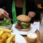 Photo de Gourmet Burger Kitchen