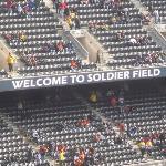 Bilde fra Soldier Field