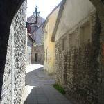 Bilde fra Bymuren