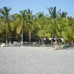 la playa en irotama