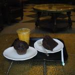 Desayuno en StarBucks
