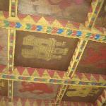 techo de una sala