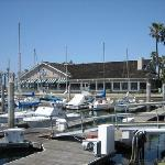 Bluewater Grill Redondo Beach from King Harbor