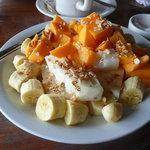 Mmmmmm. Breakfast.