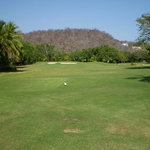 12th hole from blue tees