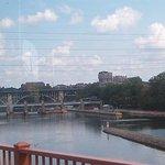 Mississippi River. Minneapolis, MN