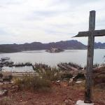 Port of Guaymas view from Porziuncula