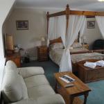 The 'Castle' junior suite