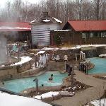 Le Scandinave Spa at Blue Mountain